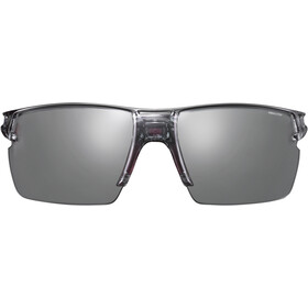 Julbo Outline Zebra Light Sunglasses Men black/red/clear